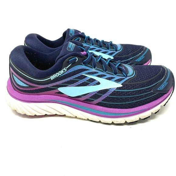 Running Purple Shoes Women